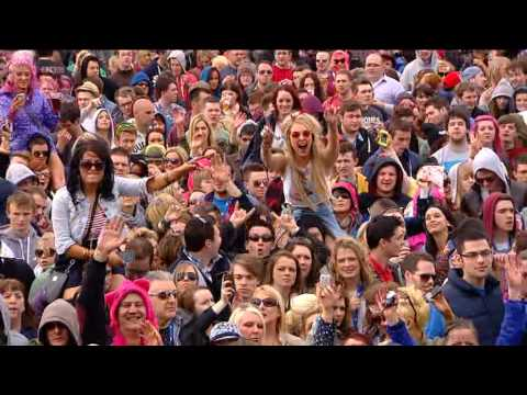 Ellie Goulding - I Need Your Love - BBC Radio 1's Big Weekend - 25th May 2013