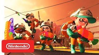 Presentación en Nintendo Direct
