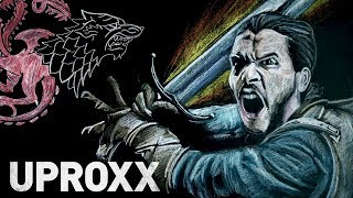 Jon Snow Is Azor Ahai? Game Of Thrones Fan Theory | In Theory