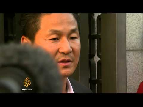 S Korea ferry captain and crew go on trial