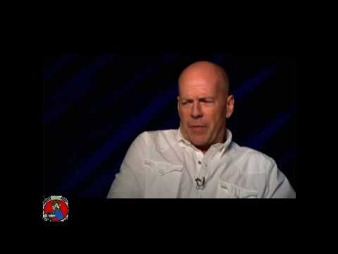 Interview with Bruce Willis for Surrogates
