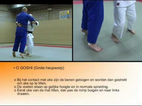 08 Judo in beeld - o goshi Image 1