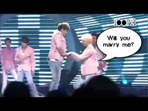 [part 8] Super Junior's Funny Moments & Mistakes During Live Performances video