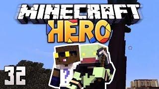 Minecraft HERO #32 - MEIN BABY IST GEWACHSEN!
