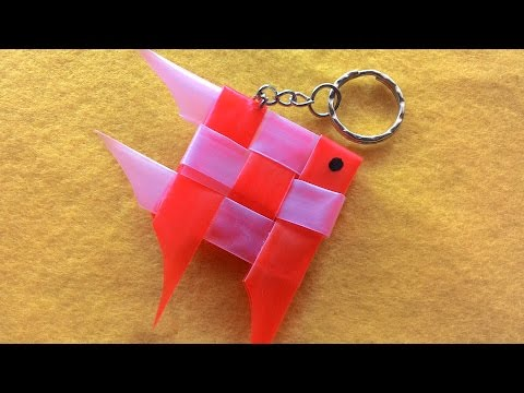 DIY Crafts-how To Make The Shape Of Animals Such As Straw