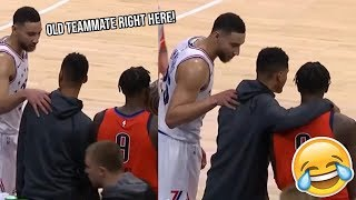 Best NBA Mic'd Up Moments Compilation 2019