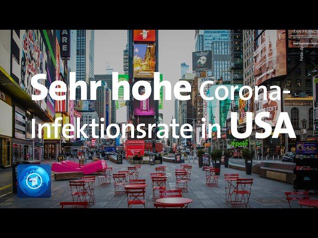 USA wollen Coronakrise mit Schnelltests in Griff bekommen
