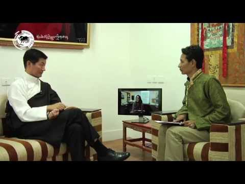 Umaylam Uncensored: Face to Face with Sikyong Lobsang Sangay