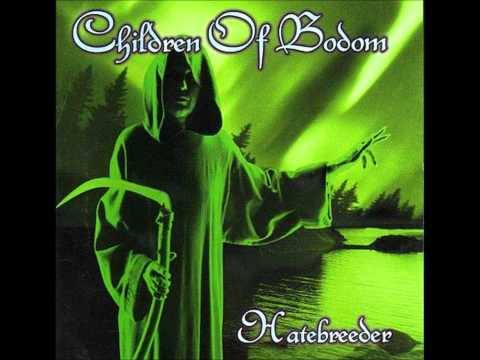 Children Of Bodom - Hatebreeder (album)