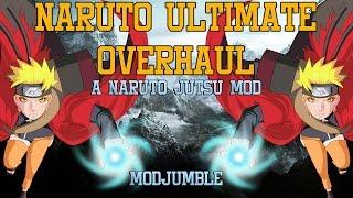 Skyrim ????? ?? ??? #5 ??????????? ?? ??????, Skyrim Naruto Anime Overhaul
