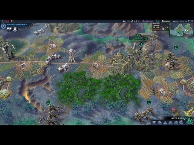 Руководство запуска: Sid Meiers Civilization Beyond Earth по сети