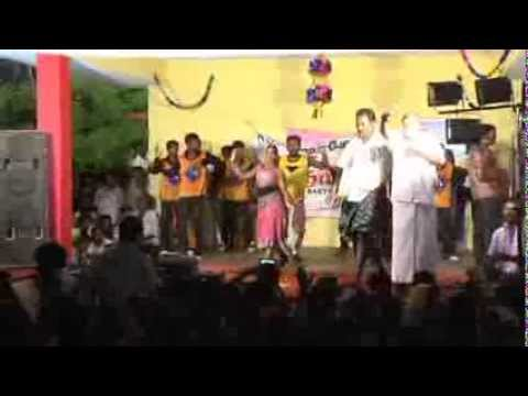 VVS fame Dindigul Rita dance in a Village near Madurai
