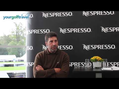 Jose Maria Olazabal re-lives his favourite Ryder Cup memories