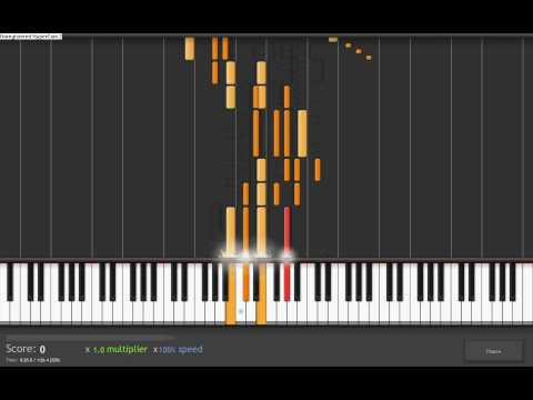 How to play The Simpsons Theme on piano (Simple) Music Videos