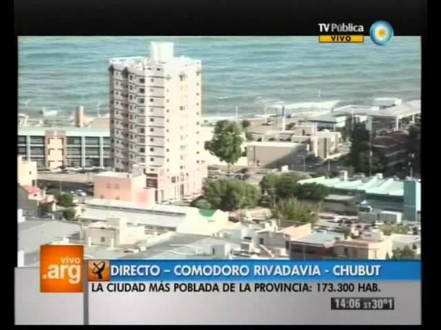 Vivo en Argentina - Comodoro Rivadavia, Chubut - 24-01-12 (1 de 5)
