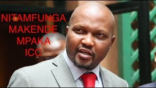 MOSES KURIA IN ANOTHER HATE SPEECH