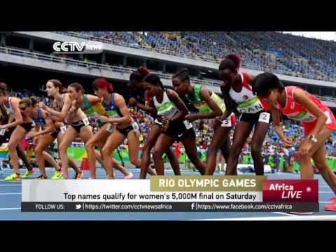 Top Names Qualify For Women's 5,000m Final On Saturday