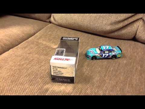 NNDC - Ep. #5 (2013 #17 Ricky Stenhouse Jr. - Zest Diecast Review)