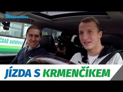 AAA Auto: Vyjížďka s Hráčem měsíce listopadu Michaelem Krmenčíkem