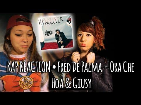 POP REACTION • Fred De Palma - Ora Che • Hoa & Giusy