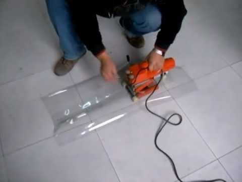 Аппарат для сварки полиэтилена своими руками
