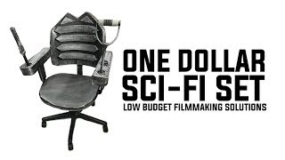 SCI-FI FILM SET FOR $1: LOW BUDGET FILMMAKING