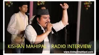 Kishan Mahipal Radio Interview with RJ Vandana