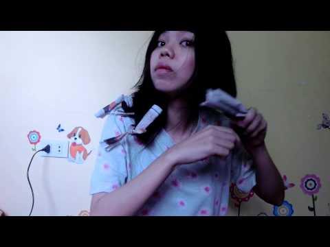 How To ทำผมลอนง่ายๆ ด้วยตัวเอง #How To #Hair
