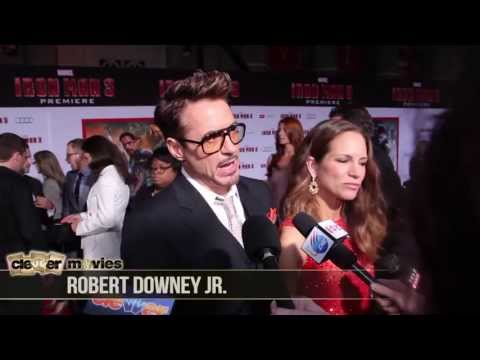 Iron Man 3 Premiere: Robert Downey Jr.. Gwyneth Paltrow & More!