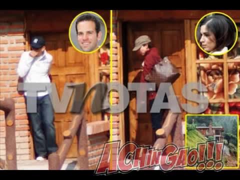 La esposa de Carlos Loret fue quien difundió las fotos con Laura G!!