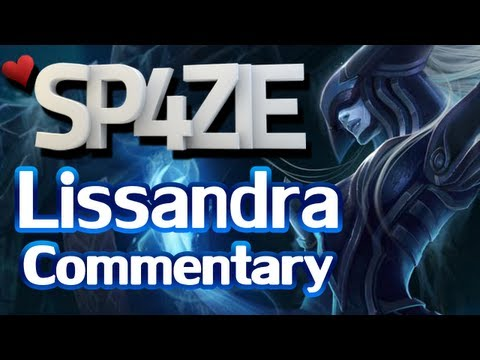 ♥ LoL Commentary - Lissandra Jungle