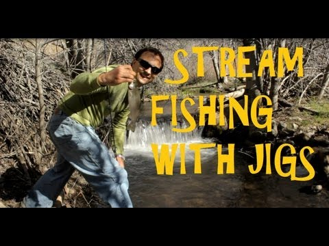 How to Stream Fish Techniques and Santa Ana River Fishing 101