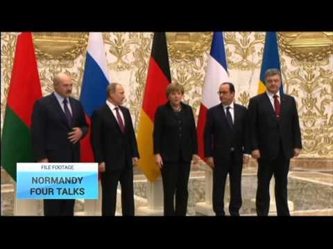 Normandy Four Meets in Paris: Ukraine, Russia, France, Germany leaders to discuss Minsk ceasefire