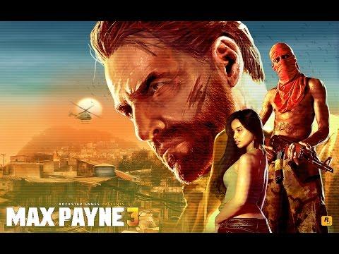 Max Payne 3 Full Movie All Cutscenes Cinematic