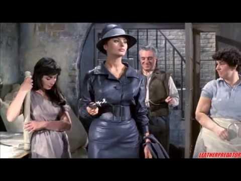 The Millionairess (1960) - leather scene HD 1080p