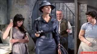 The Millionairess (1960) - leather scene HD 1080p