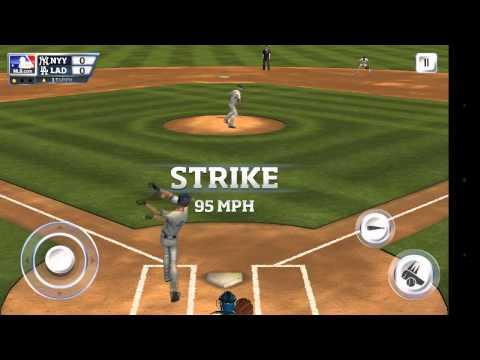 R.I.B. Baseball 14 el mejor juego de beisbol para android