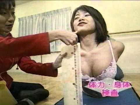 堀越のり17歳 体力・身体検査(アイドル王) 19990325 [VGA-480p]