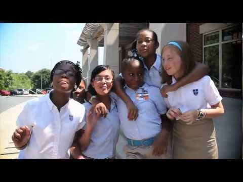 We Are a Community - Trinity Episcopal School, CLT - 09/30/2011