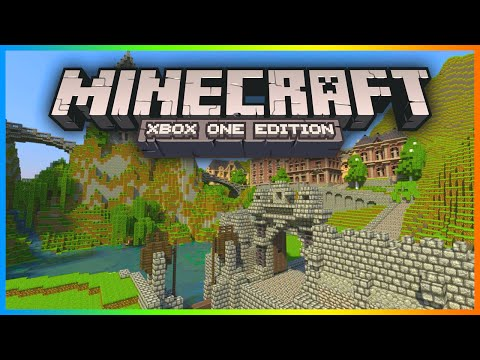 Minecraft: Xbox One PS4 Edition Minecraft Next Gen World Size Screenshots Minecraft Gameplay