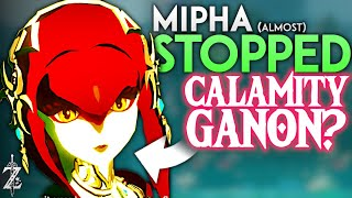 What if Mipha FINISHED her Sentence?? (Breath of the Wild Theory)