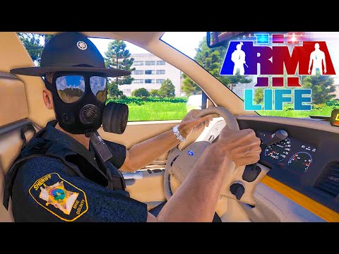 Arma 3 Life Police #56 - Zombie Virus Infection