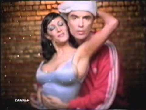 David Byrne - Miss America (music video)