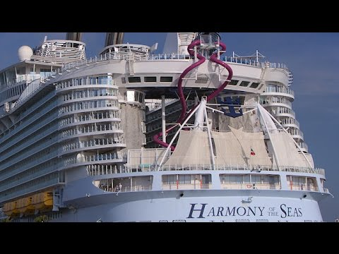How Harmony Of The Seas Differs From Allure and Oasis Of The Seas