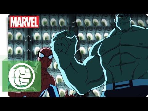 Hulk und das Team S.M.A.S.H. - Der Collector   Marvel HQ Deutschland