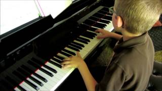 Caleb Plays The Spirit of God (Sundays @ 6; Week 50)