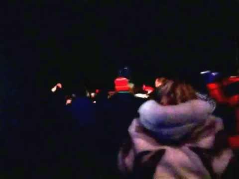 """Танец на  этно-дискотеке  на """"Різдвяной країне Мрій"""""""