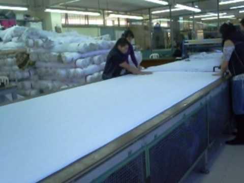 Mesa de corte textil precio