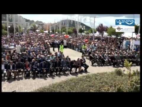 """Diretta La Nuova Tv """"Festa della Madonna del Sacro Monte di Viggiano"""" 2014"""