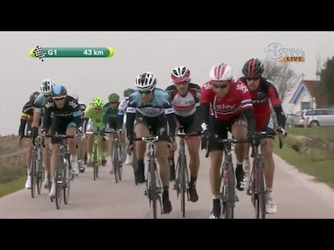 2013 E3 Harelbeke win - Universal Sports